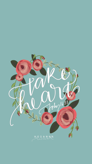 Take Heart Theme: Click for more colors and device options!