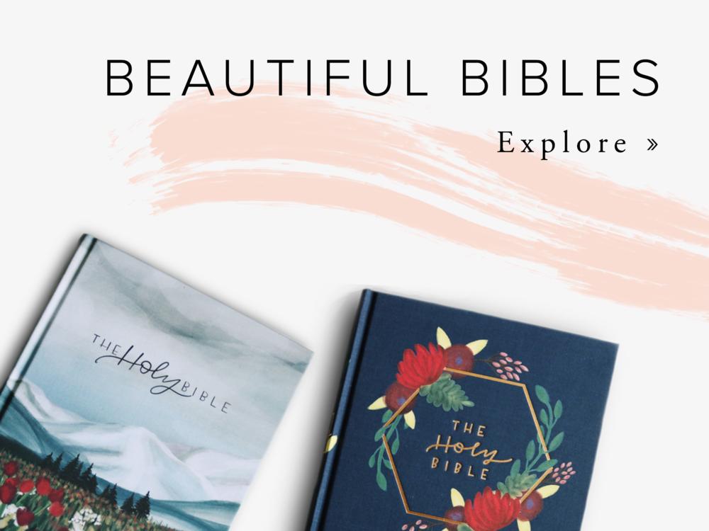Beautiful Bibles