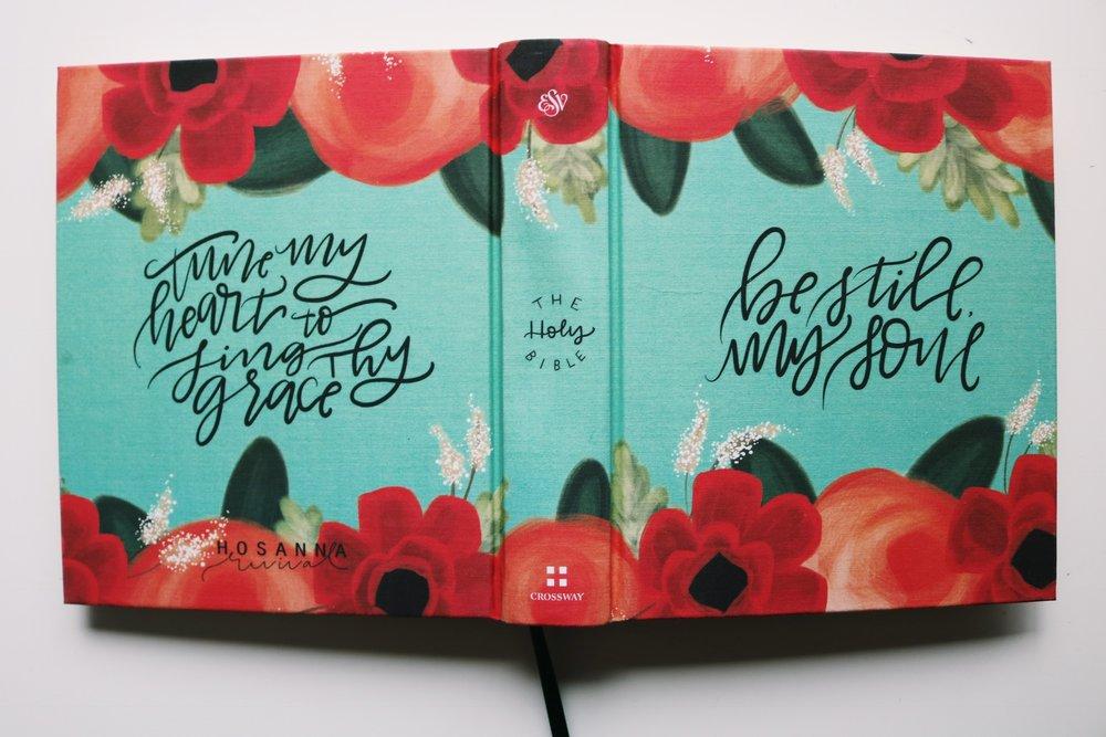 Hosanna Bible: Lisbon Theme