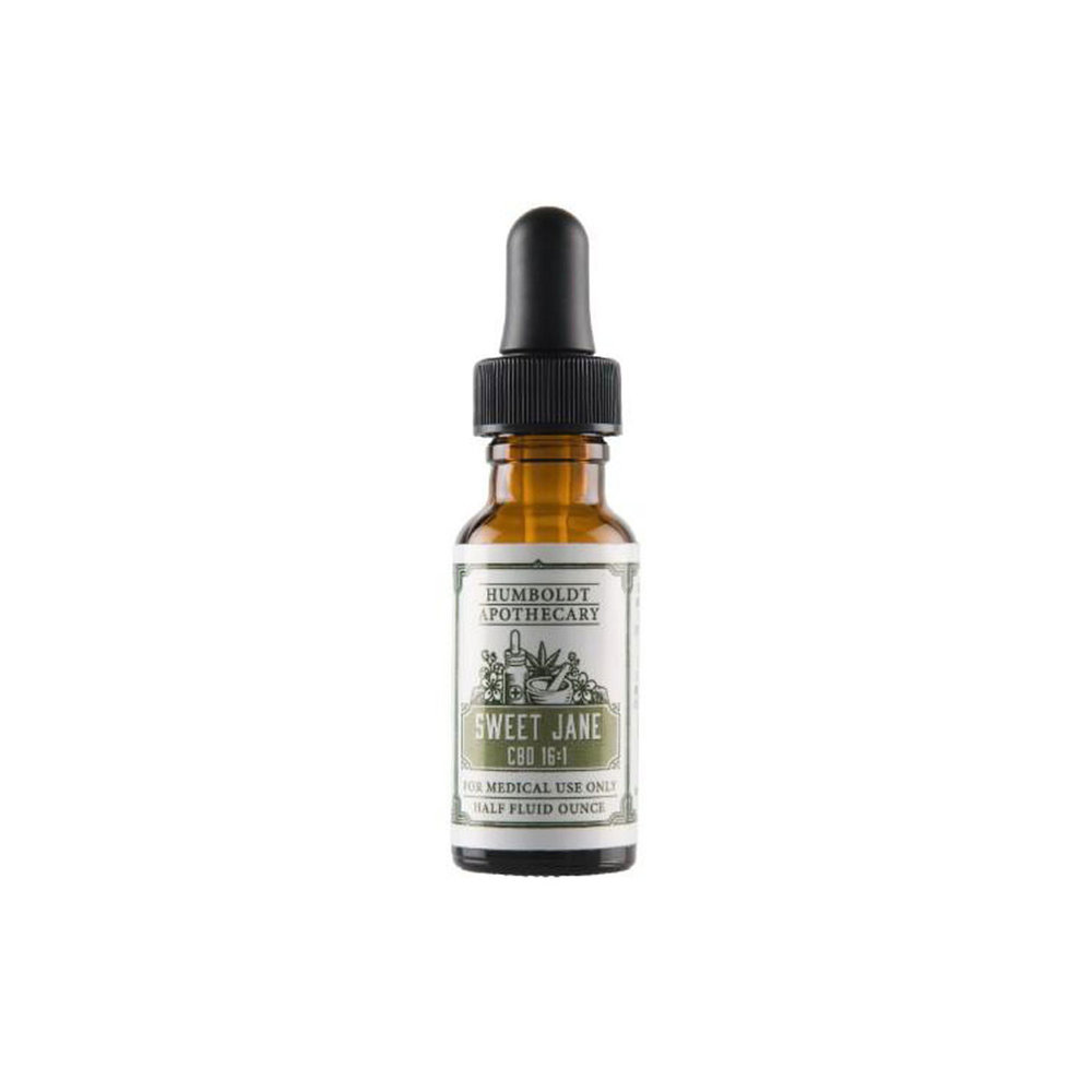 SWEET JANE CBD BY HUMBOLDT APOTHECARY