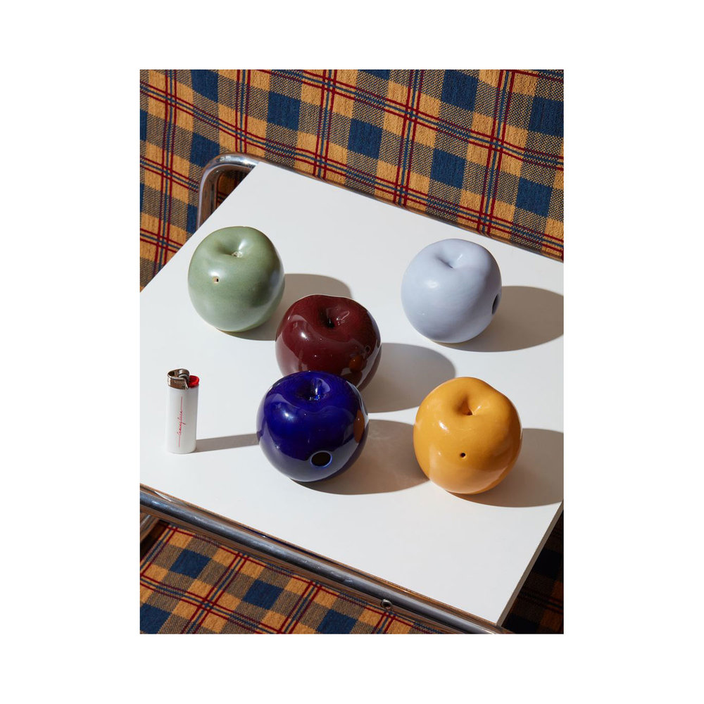 CERAMIC APPLE BY SITKO STUDIO