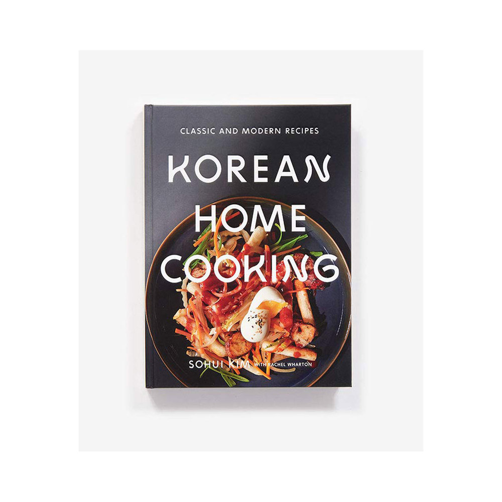 KOREAN HOME COOKING BY SOHUI KIM