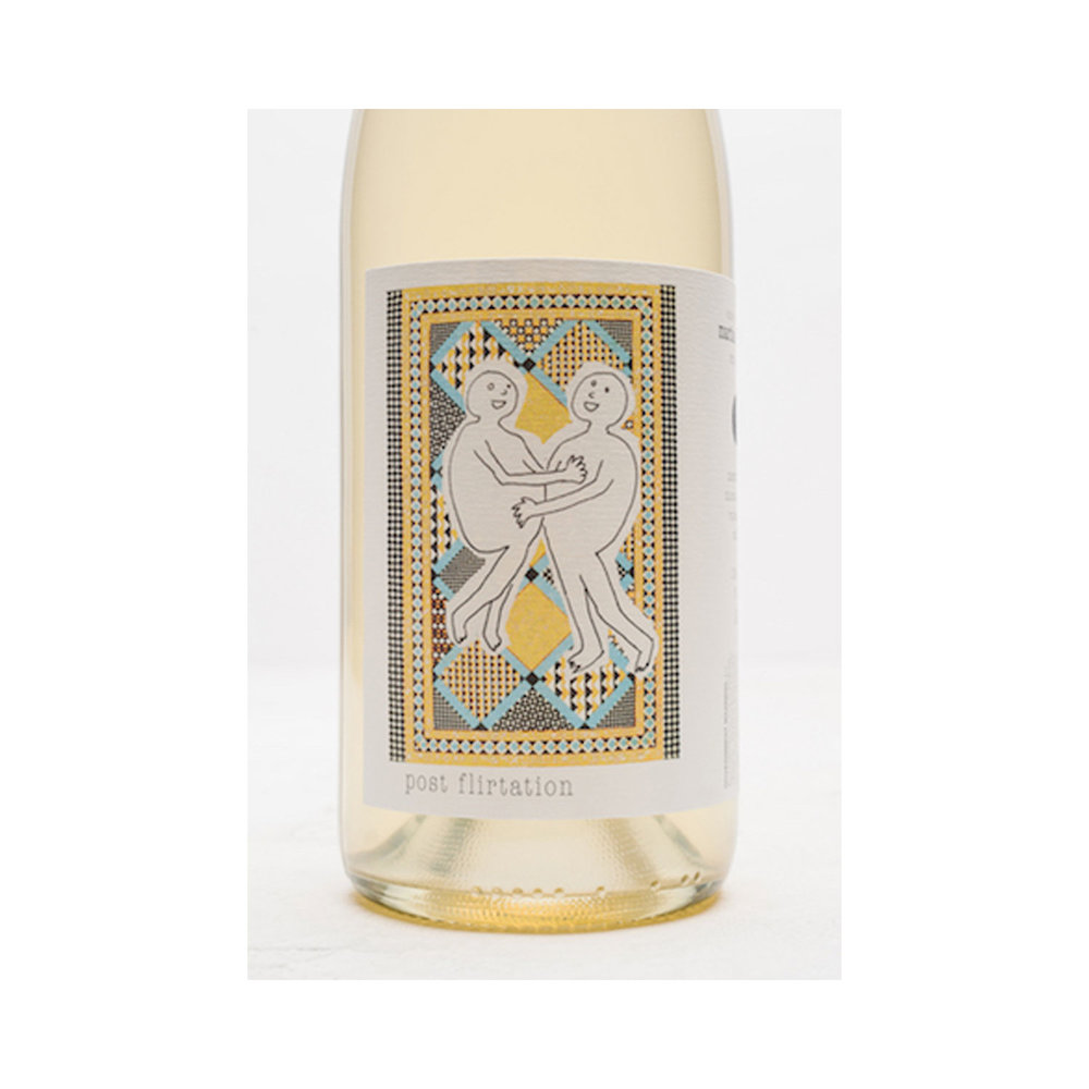 POST FLIRTATION WHITE BLEND BY MARTHA STOUMEN WINES