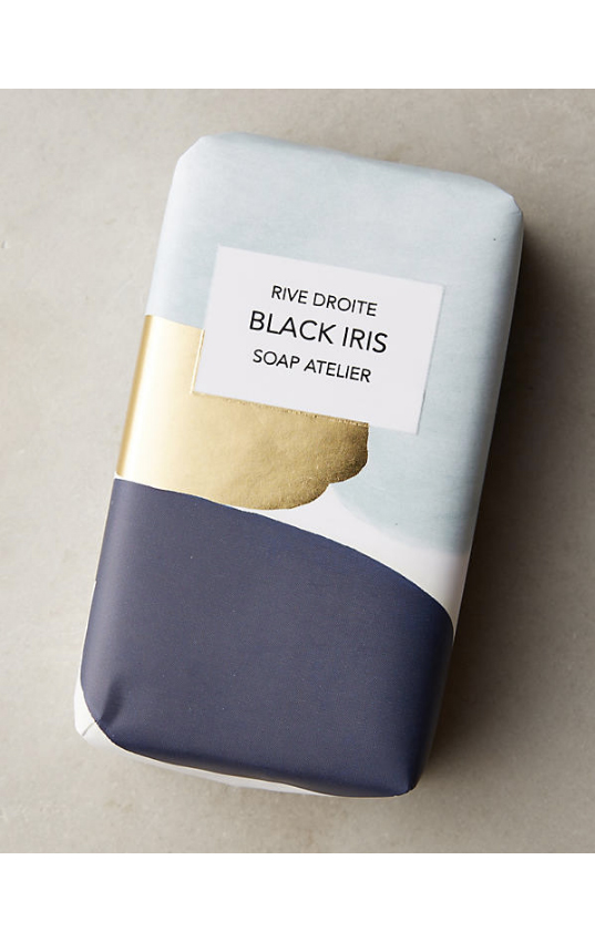 collaboration with Anthropologie for Artist Atelier Soap Collection (September 2016)
