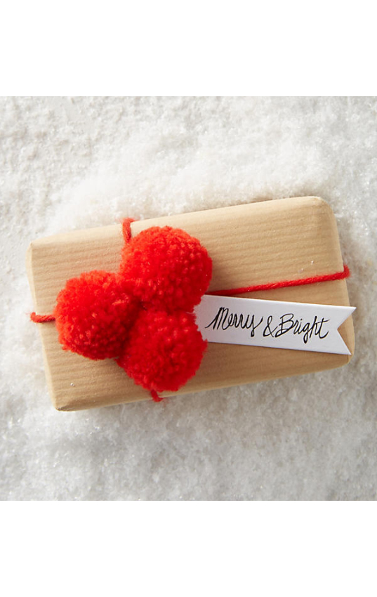 Handwriting for Holiday Soap Collection (November 2016)