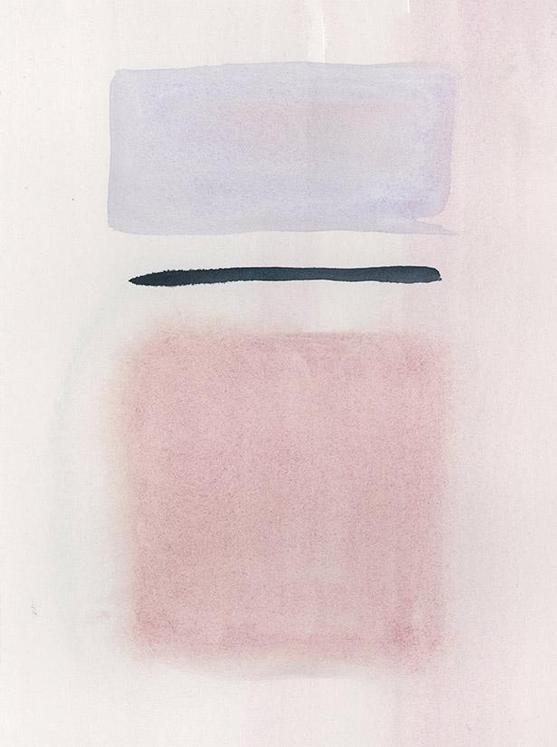 """""""RARE"""" - Watercolor on Paper, 8"""" x 10"""""""