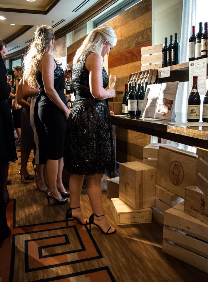 Rare and Fine Wine