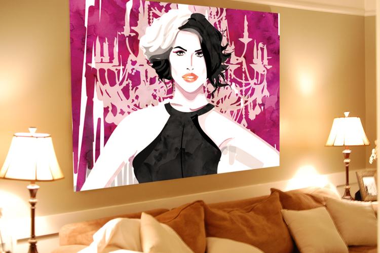 Sasha Portrait - Environment