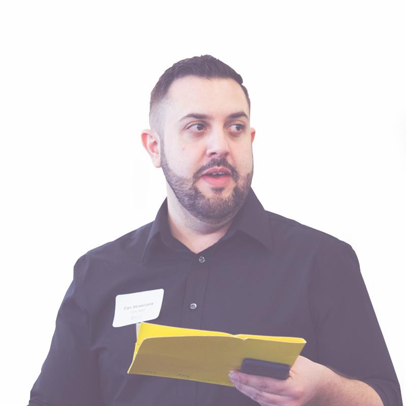 Dan Venezuela, Events Director