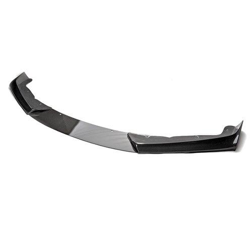 13-16 BRZ Carbon Fiber Front Splitter (3-Piece)