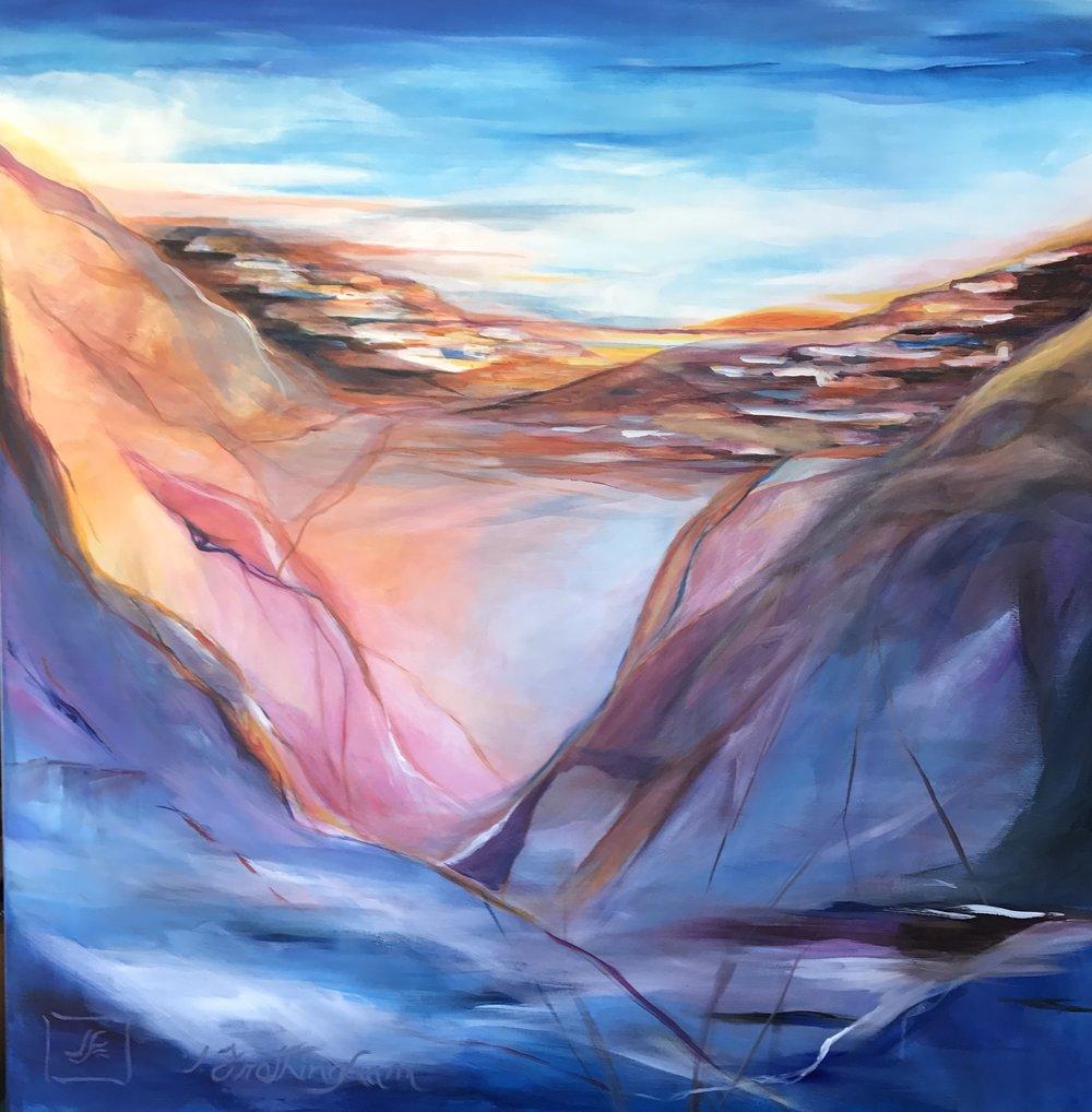 """""""Santorini Sunrise"""""""