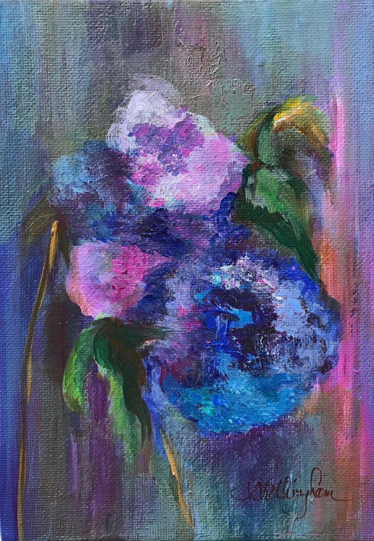 """Hydrangea Bouquet"""