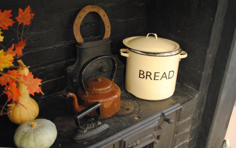 Breadbin Goals at Wimpole Hall