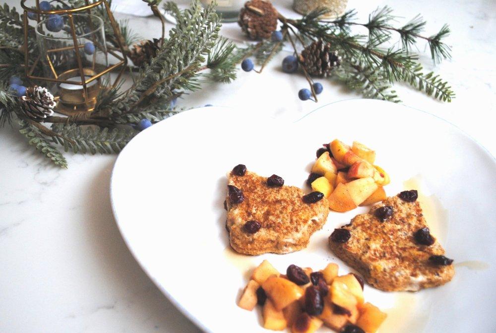 Festive French Toast