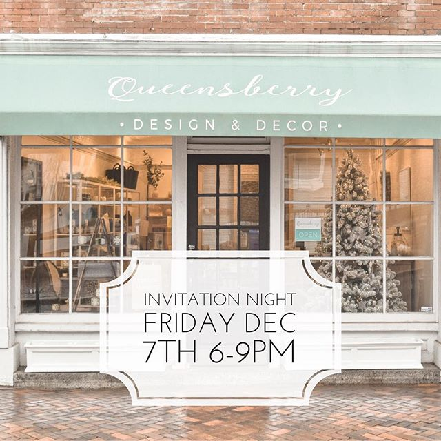 Newburyport Invitation Night🌲 ✨Tonight: 6-9pm✨Shop/ dine in beautiful NBPT, while enjoying holiday cheer! . . . . . .  #invitationnight #newburyport #nbpt #shopnewburyport #holidaystroll #shoplocal #shopsmall #holidays #holidayseason #holidayshopping #holidaygifts #holidaydecor #shopqueensberry #queensberrydesign #queensberrydd #design #decor #homedecor #homestore #giftshop #interiordesign #interiordecorating #prettylittleinteriors #homestyle #howyouhome #newenglandliving #newenglandhome #northshore #coastalliving 📷: @nicholasbeaudet_photography