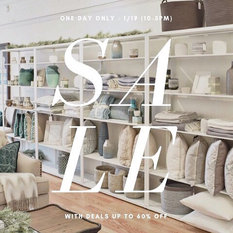 ONE DAY FLASH SALE ✨ Saturday 1/19 : 10:00 - 5:00 pm✨Discounts up to 60% off ✨Help us make room for all the new! . . . . . . #sale #flashsale #fridayfavorites #makeroomfornew #homedecor #decorshop #giftshop #homefurnishings #interiordecor #interiors #interiordesign #design #decor #prettylittlethings #pursuepretty #thatsdarling #coastalhome #coastalliving #newenglandliving #newenglandhome #theeverygirlathome #queensberrydesign #queensberrydd #shopqueensberry #shopnewburyport #newburyport #nbpt #shopsmall