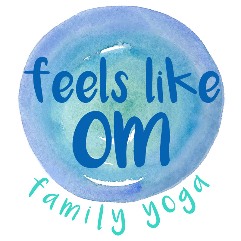 feels like OM family yoga