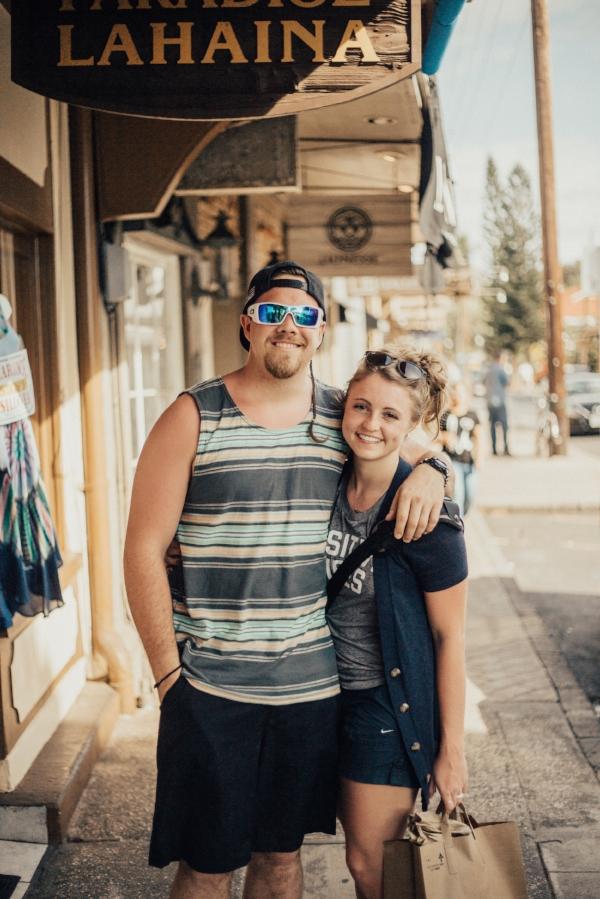 ravel Lifestyle | Travel Ideas | Lifestyle | Inspiration | Travel Photography | Beach | Bucket List | Lifestyle Photography | Maui | Summer Clothes | Sunglasses | Raybans | Dellany Elizabeth |