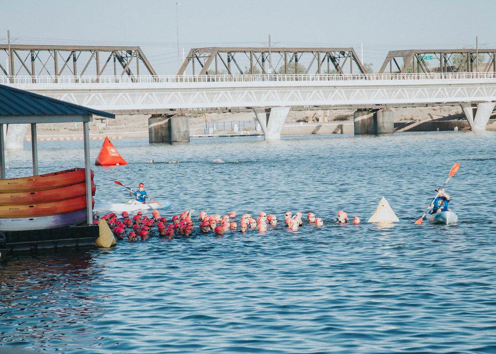 Swim - 1.2 Miles : 39:43