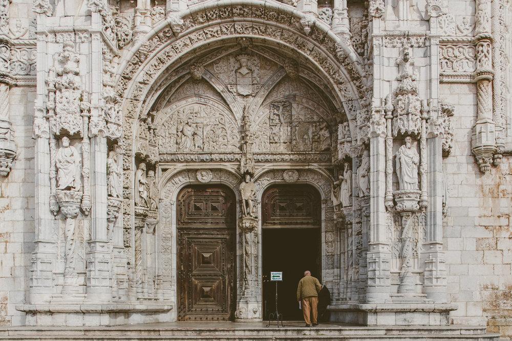 Jerónimos Monastery, Belém