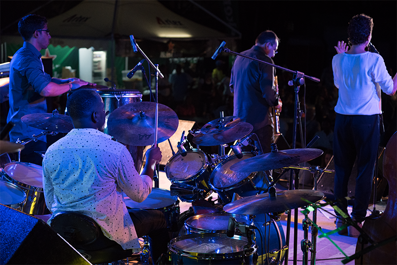 At Havana Jazz Festival 2016