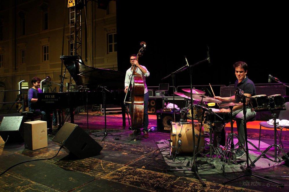 Harold Lopez-Nussa Trio