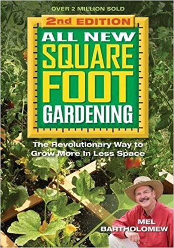 A MUST-READ FOR ANYONE WANTING TO USE THE SFG METHOD. ALSO A GREAT RESOURCE FOR PEST CONTROL, DIY SEASON EXTENDERS, AND GROWING TIPS.