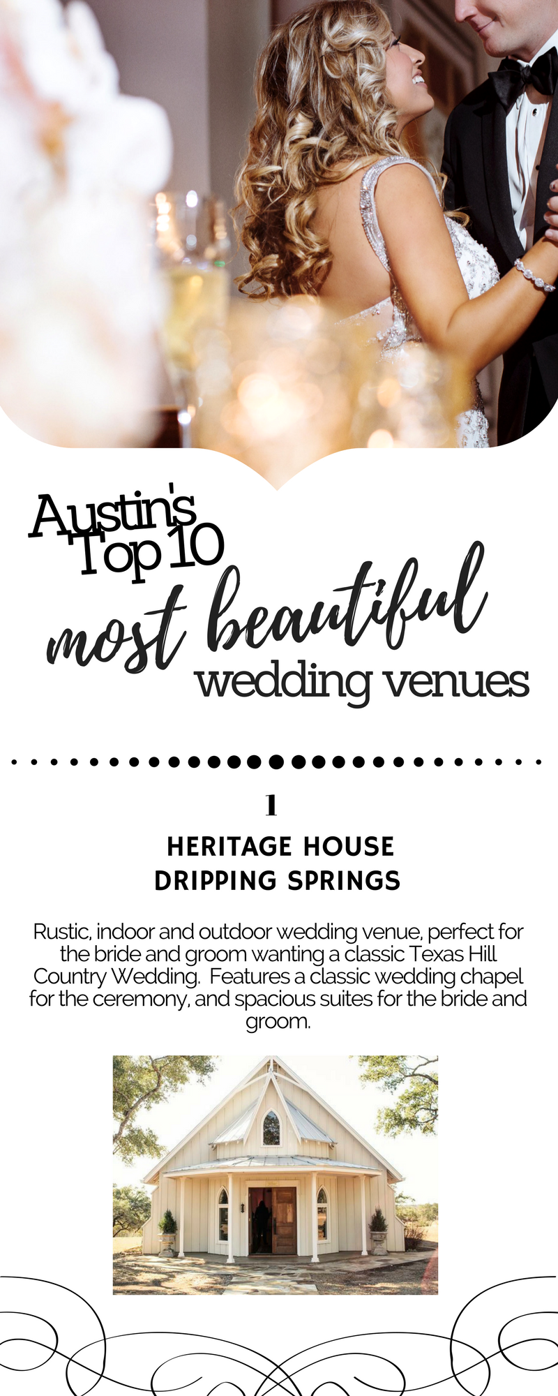 Austin's Top 10 Wedding Venues