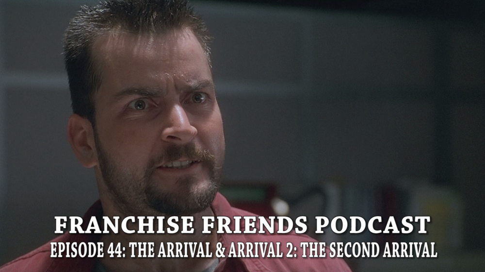 THE ARRIVAL FRANCHISE FRIENDS