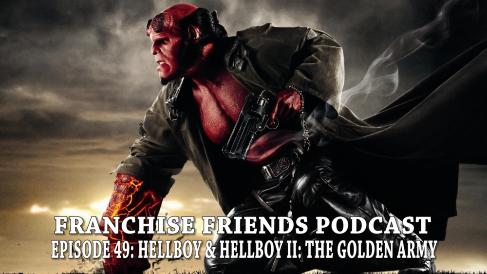 franchise friends hellboy