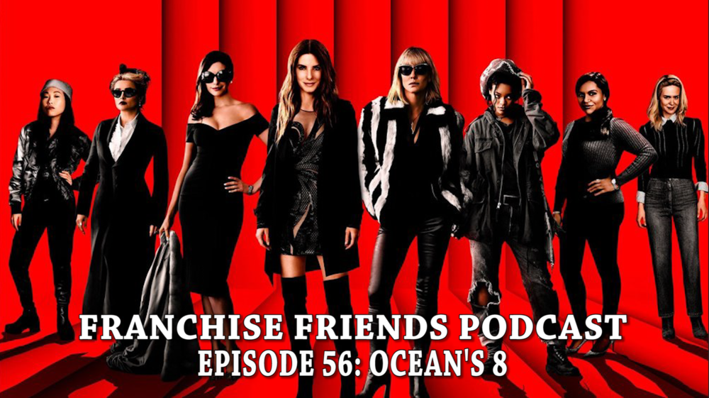 FRANCHISE FRIENDS OCEANS 8