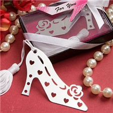 glass slipper bookmark 225x225
