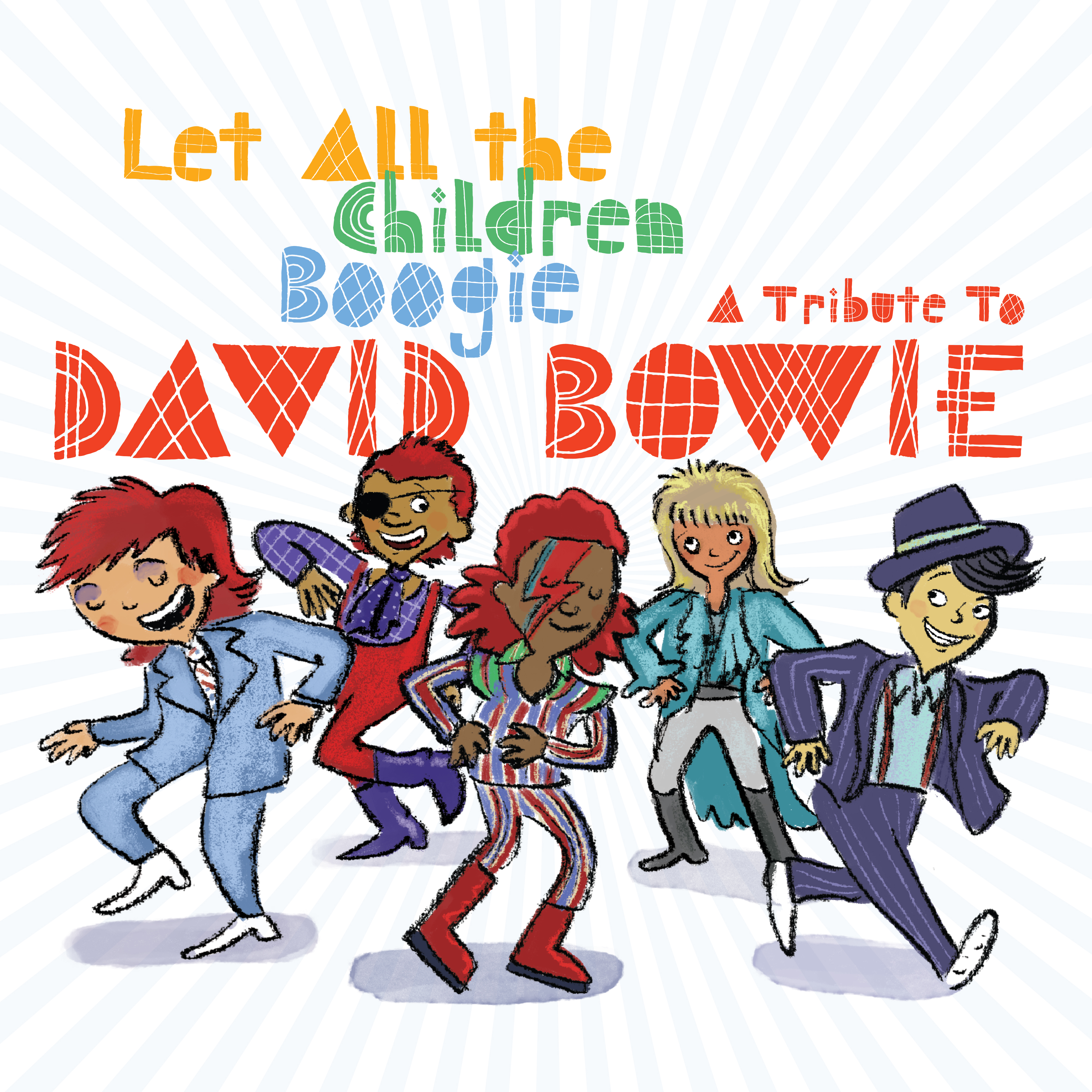 about let all the children boogie a tribute to david bowie