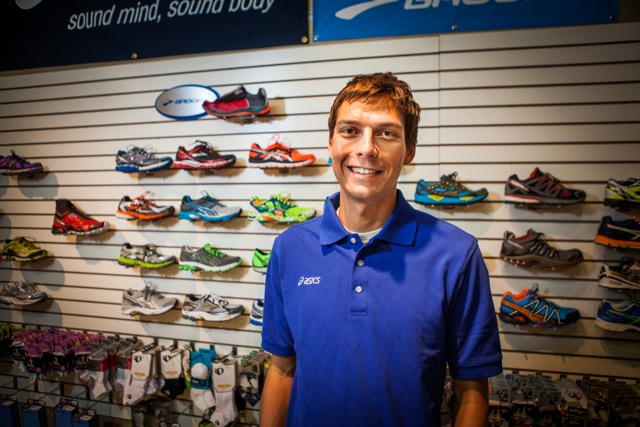 "More to say about the National Shoe Fit Certification Program… ""I found the course to be the perfect blend between science and retail practices, making it an essential tool for any specialty running store. Immediately after finishing the video I was able to recognize specific issues in my customer's feet and their reaction to my knowledge couldn't have been more positive. As a result of becoming certified I will have happier and healthier customers and will know when to refer particular foot and gait issues to my partner doctors and physical therapists. The video will be a resource long after becoming certified."" Ben Nelson is the manager of Goldstream Running, the farthest north run specialty shop in North America (and maybe the world!), located in the Goldstream Valley outside of Fairbanks, Alaska. He also coaches high school cross country and track and field. Want to know more about getting certified? drop us an email: thegaitguys@gmail.com"