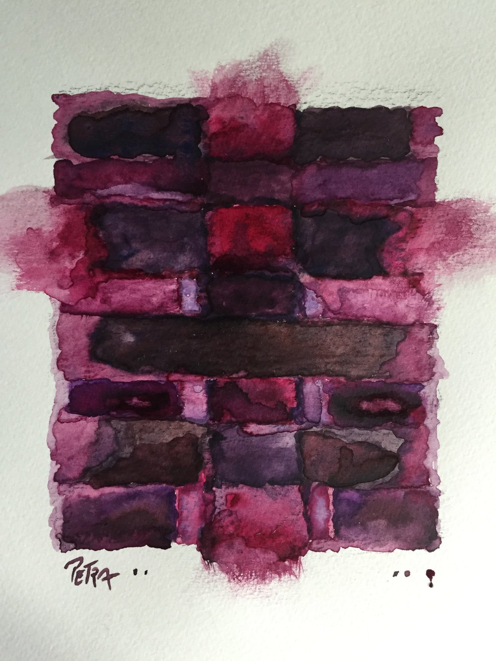 Mourning In Mauve