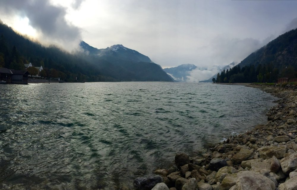 Achensee In The Fall