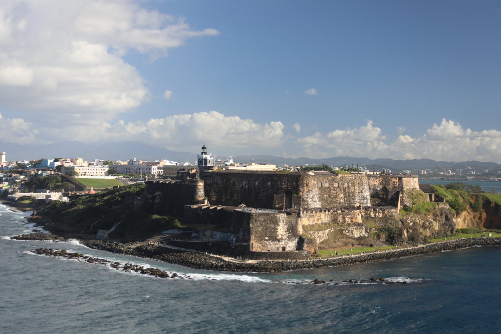 Castillo Del Morro, San Juan