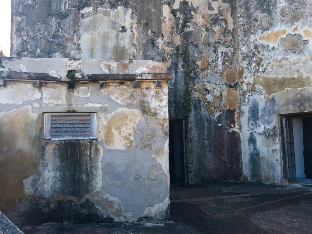 Del Morro, San Juan