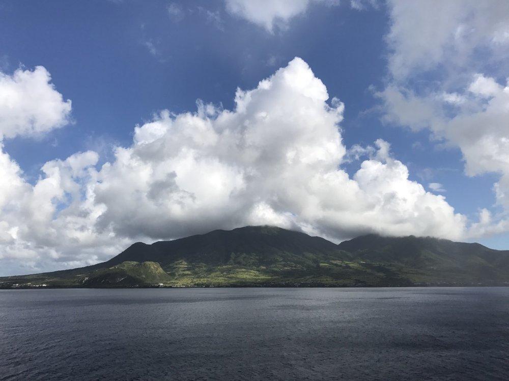 Island of Saint Kitts