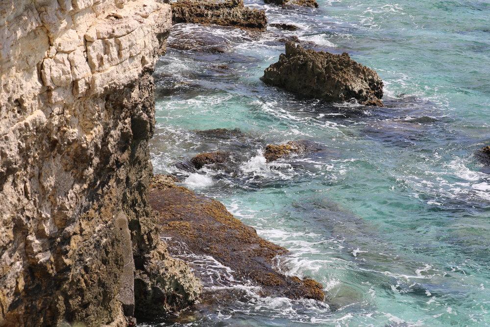 Cupacoy Beach, Saint Martin
