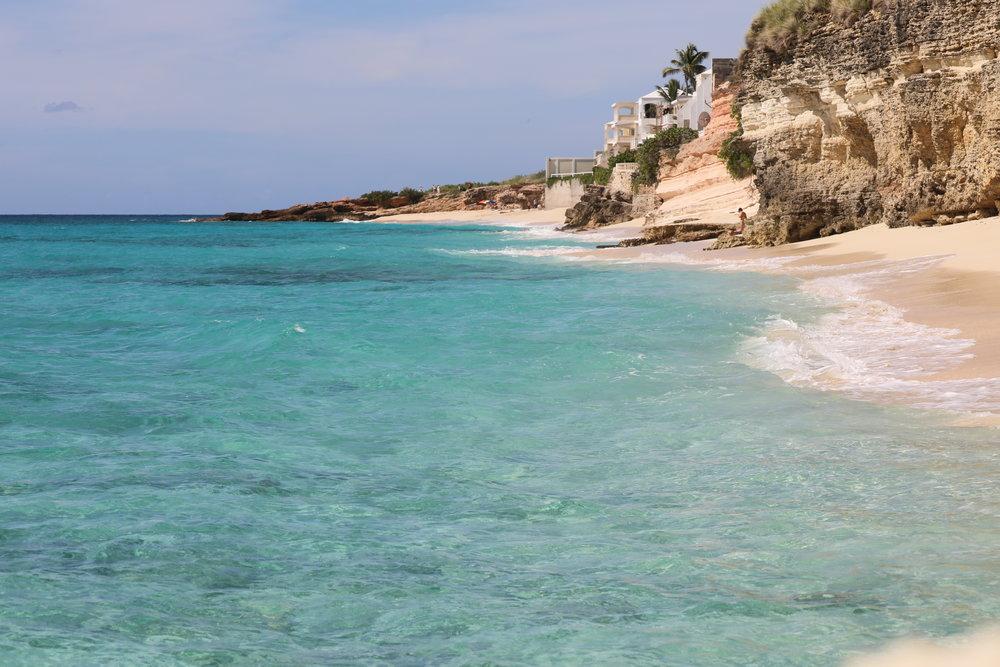Cupacoy Beach