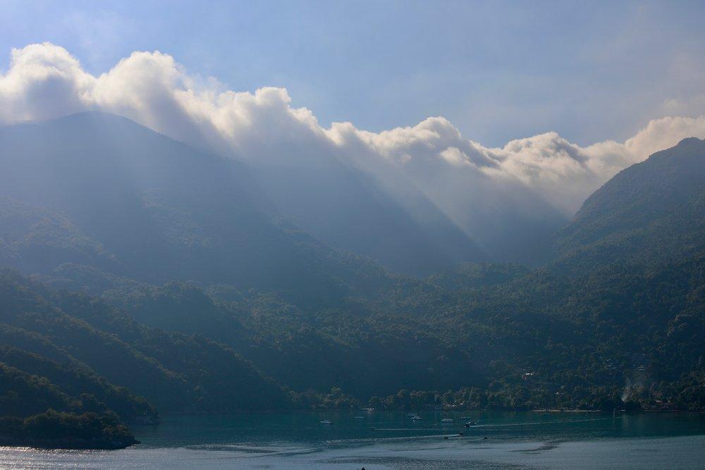 Hazy Haiti