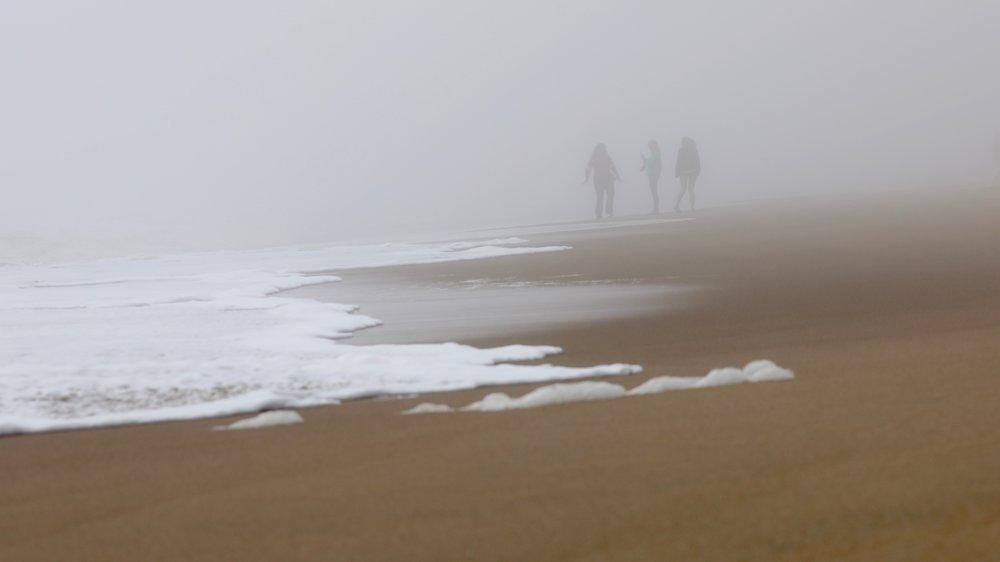 The Mist Won't Lift