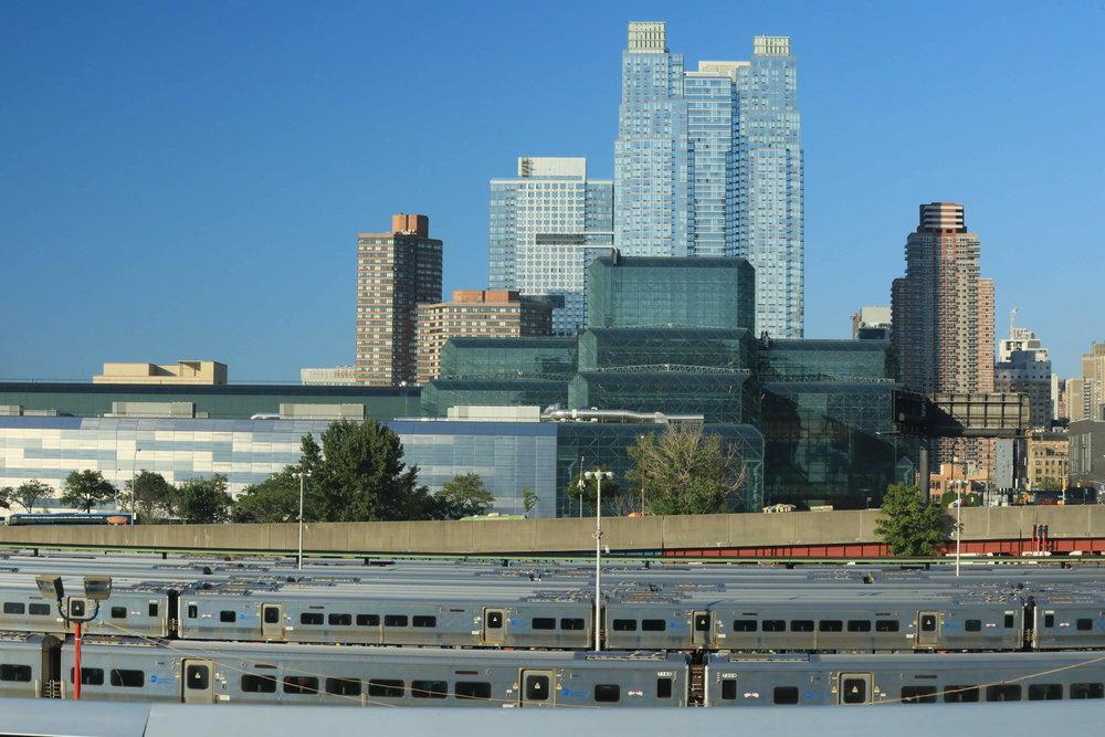 NYC Train Terminal