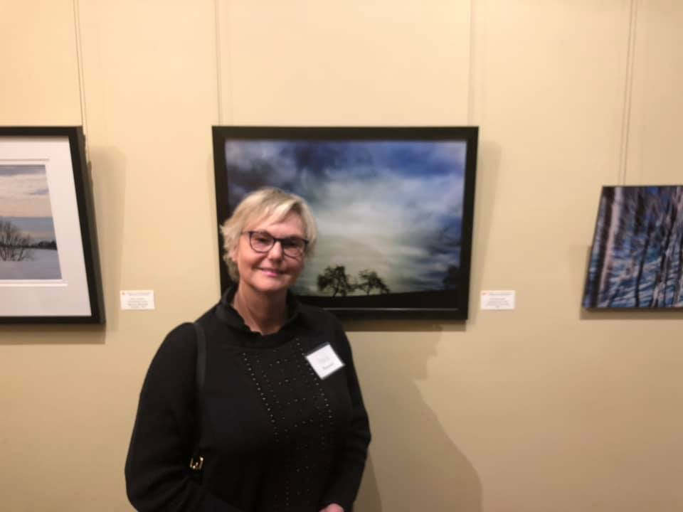 Hill Center at the Old Naval Hospital in Washington, DC. Opening Reception for Juried TREEmendous Exhibition on March 13th, 2019
