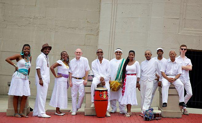 Kevin Davis & Ban Caribe Ensemble