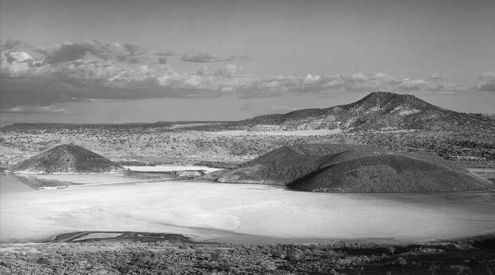 Zuni Salt Lakes