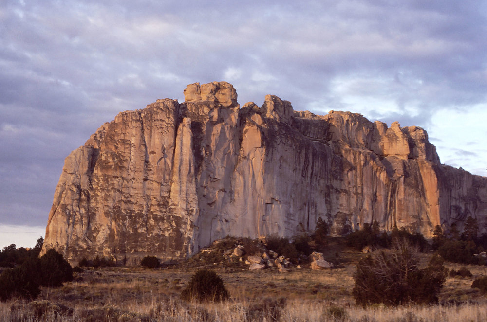 'El Moro' Inscription Rock