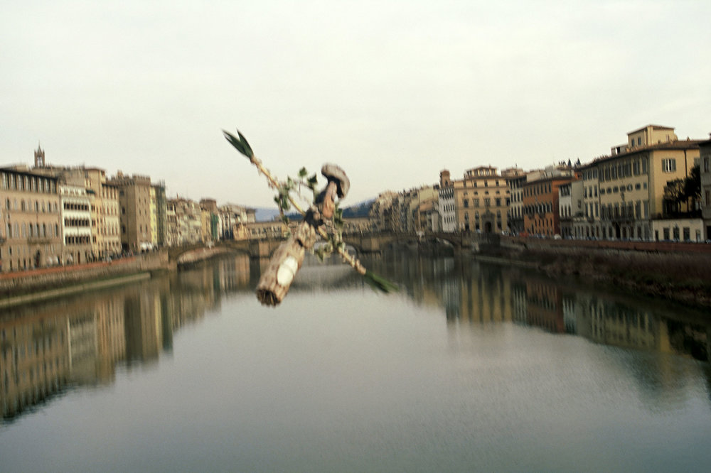 To the Arno River, Florence, Italy