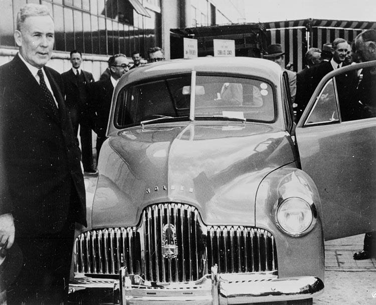 First Holden, 1948